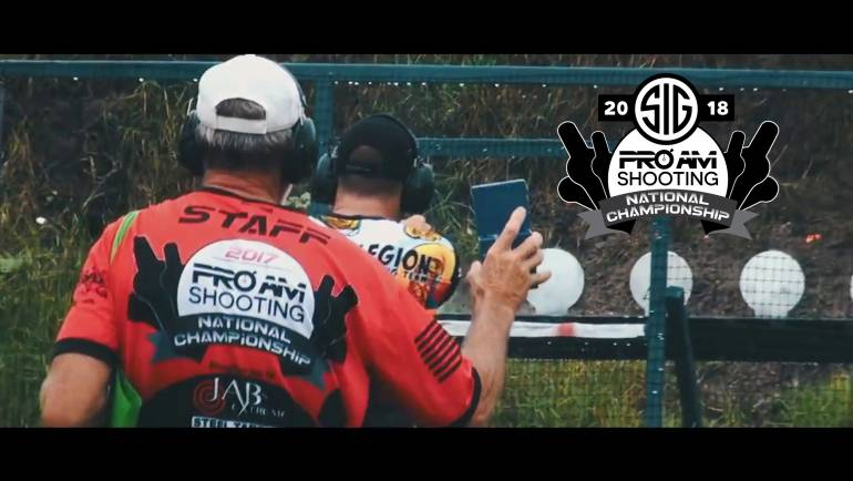 The 2018 Pro Am Shooting Championship