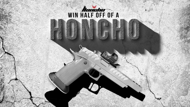Win Half Off a Honcho!